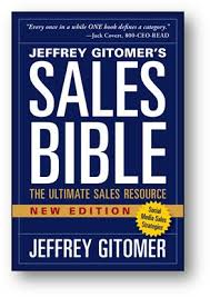 Jeffrey Gitomer's 'Sales Bible'