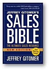 Jeffrey Gitomer's 'Sales Bible'